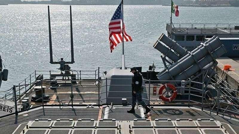 Адмирал США: строительство боевых кораблей в США невозможно без поставок из России и Китая