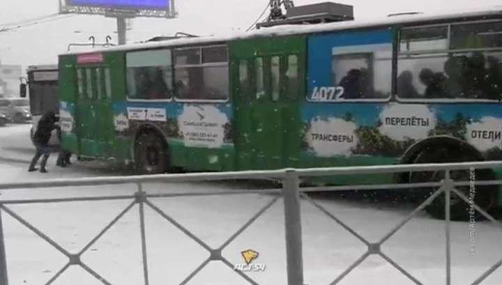 К России подбирается аномальный холод: «это просто ад»