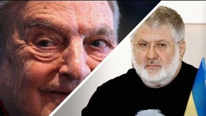 Сорос против Коломойского: раскол в партии «слуга Народа» уже почти оформлен