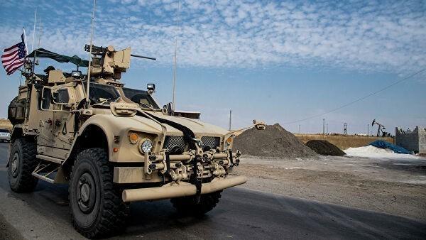 В Сирии войска США захватили несколько нефтяных месторождений