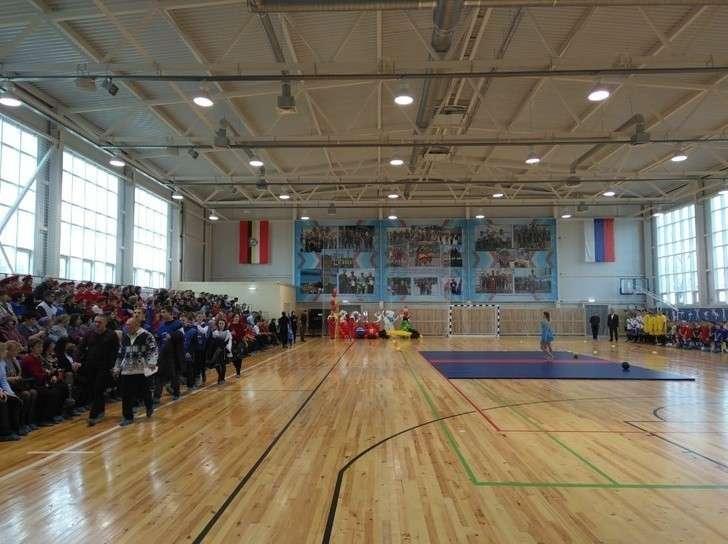 В Курской области открылся новый спортивный комплекс