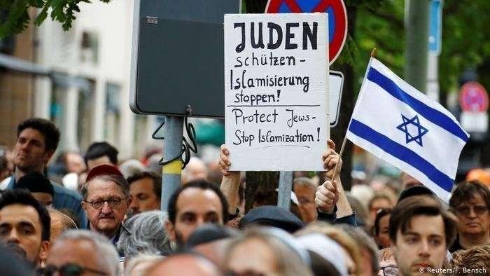 В Норвегии, Швеции, Дании и Финляндии прошла серия антисемитских акций