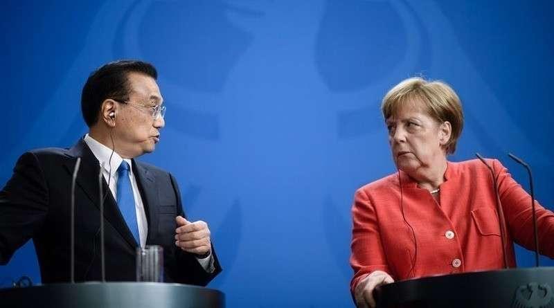 Четверть немецких компаний собираются уходить из Китая в другие страны