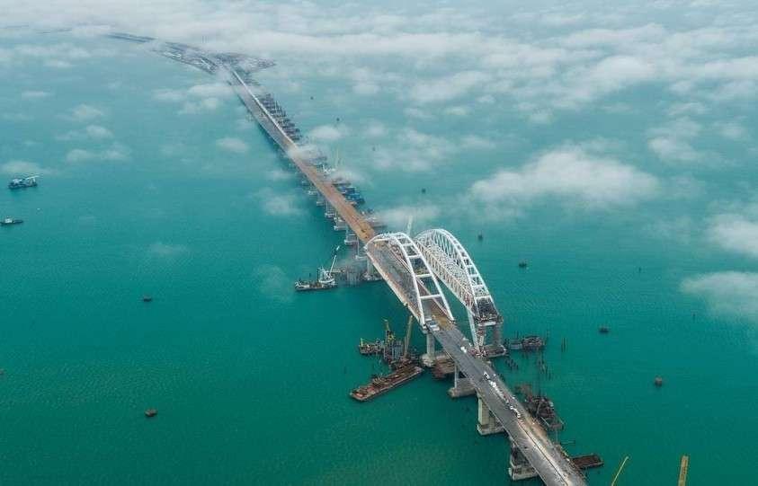 Крымский мост, Ротенберги, награды и товарищ Сталин