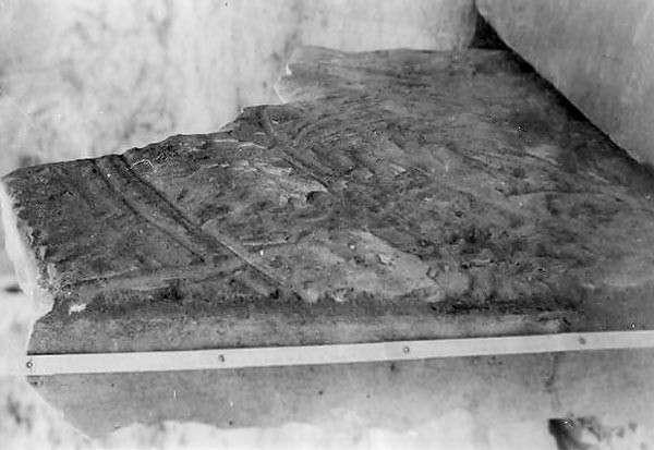 Древней дороге из каменных плит в Ростовской области 50 млн лет