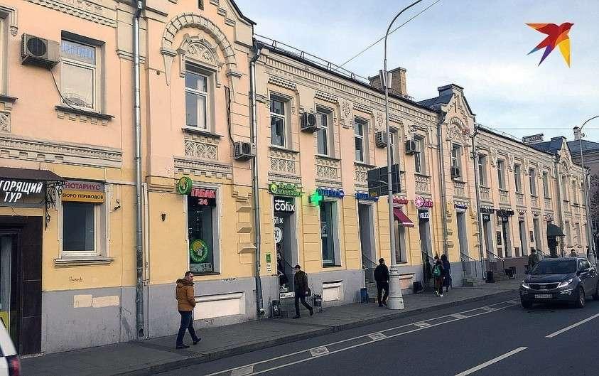 Бывший доходный дом Виноградовой на Мясницкой. Фото: Павел КЛОКОВ