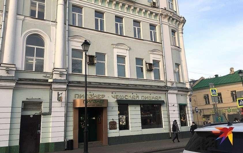 Здание по адресу Покровка, 15. Фото: Павел КЛОКОВ