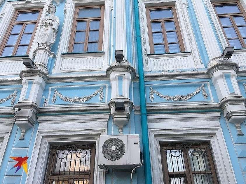 Бывший дом Румянцева на Маросейке. Фото: Павел КЛОКОВ