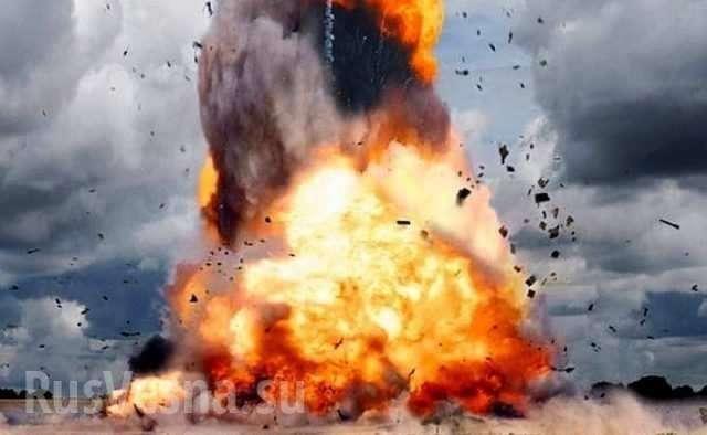 В Балаклее подХарьковом опять взрывы наарсенале, есть погибшие и тяжелораненые