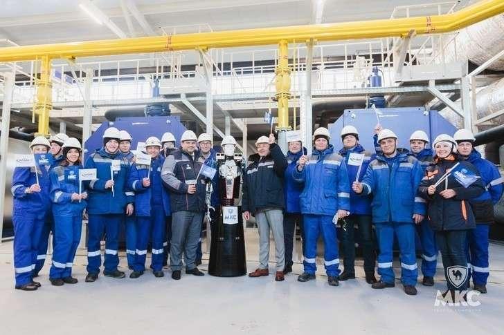 Введена в эксплуатацию уникальная электростанция для уральского завода НЛМК