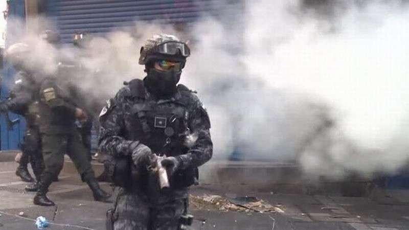 Массовые беспорядки в Боливии набирают обороты: более 20 погибших и 700 раненых