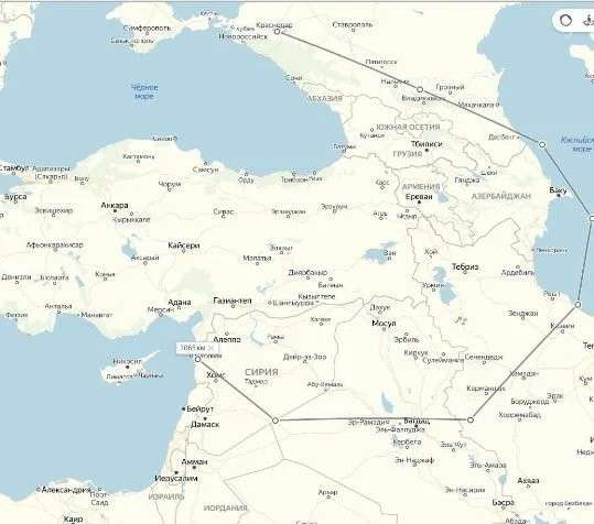 Россия, Иран, Ирак и Сирия выучили уроки Каддафи: воздушный мост в Сирию
