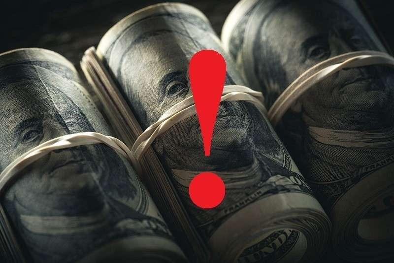 Дедолларизация: Россия распродает доллары из ФНБ
