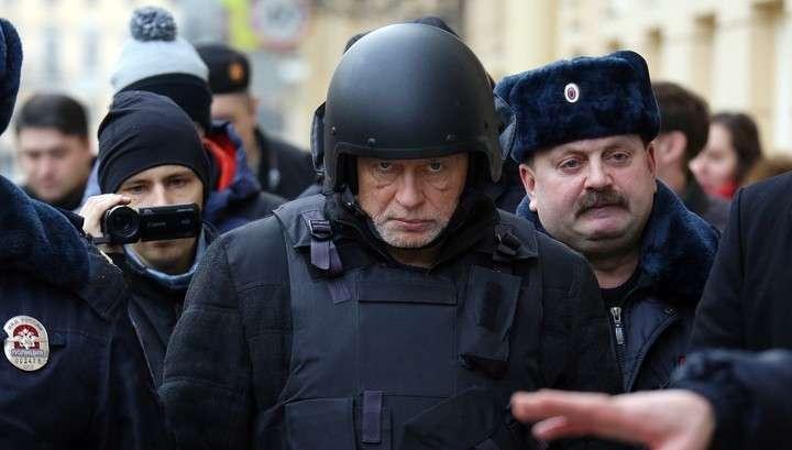 Историк Соколов пытался покончить с собой во время следственного эксперимента