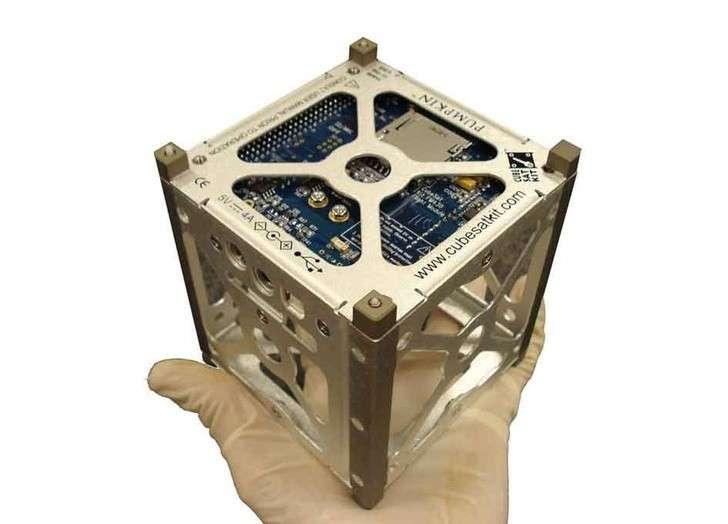 В Самаре разработана «умная» сверхлегкая оптика для наноспутников мониторинга
