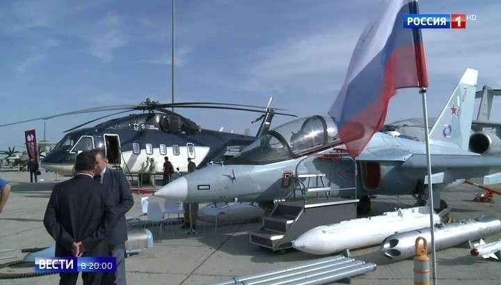 Ми-38, Су-34, Як-130: в ОАЭ впечатлены российской авиатехникой, уже заключены первые контракты