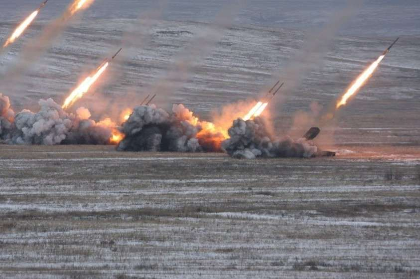19 ноября – День ракетных войск и артиллерии
