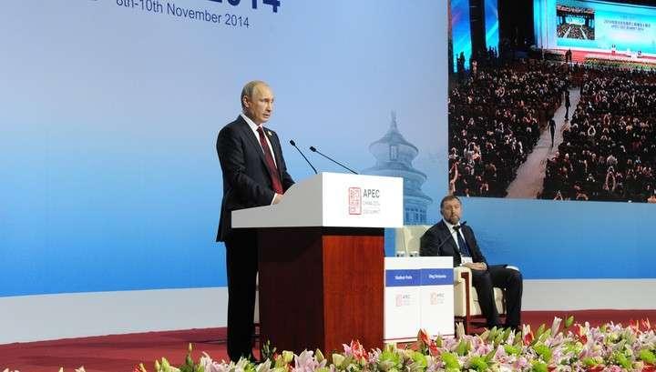 Владимир Путин: власти делают всё для стабилизации рубля