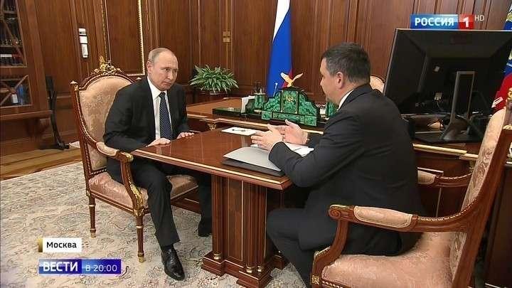 Все проблемы – через смартфон: о чем доложил президенту вице-премьер Акимов