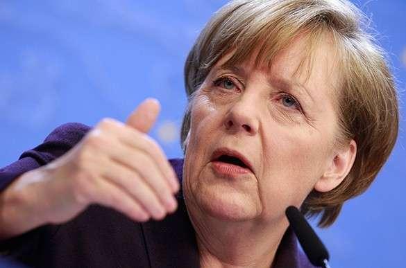 Немецкий бизнес взбунтовался из-за антироссийских санкий