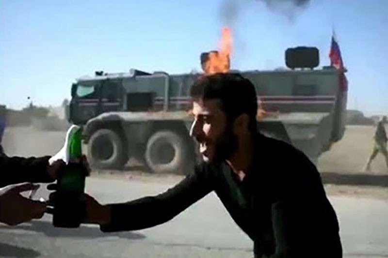 Нападение на русский «Тайфун» в Сирии: боевики просят прощения – неожиданное заявление (ВИДЕО)
