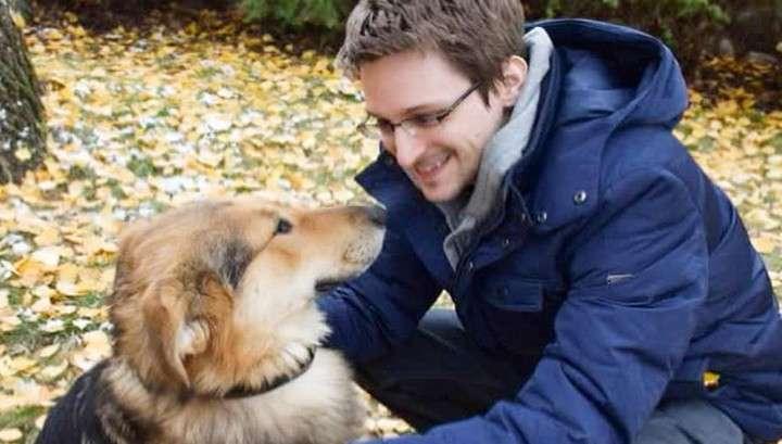 У Эдварда Сноудена появился новый друг