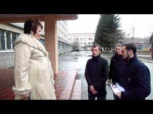 Совсем немножко побили доктора в Кировограде
