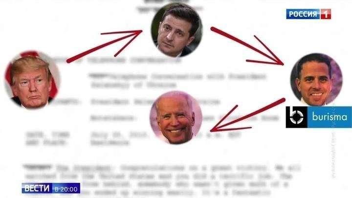 Сына Джо Байдена обвиняют в краже десятков миллионов долларов из украинского бюджета