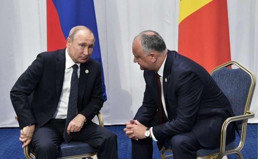Региональный геополитический пророссийский блицкриг в Молдавии – всё идет по плану