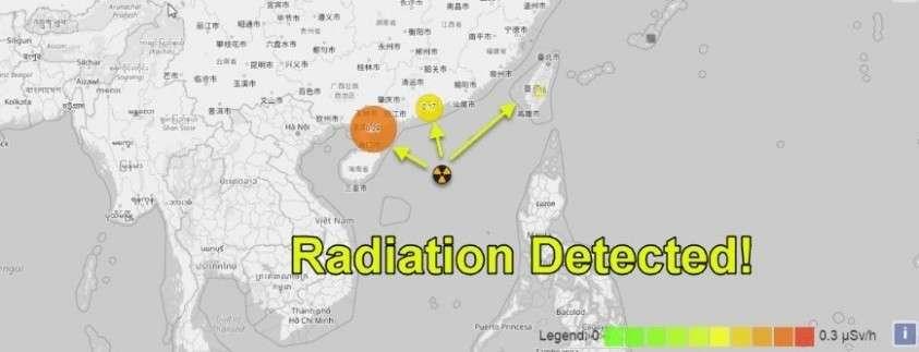 Взрыв мощнее, чем в Хиросиме. У берегов Китая взорвалась атомная подводная лодка