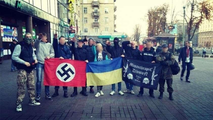 Еврейский нацизм на Украине – как террористическая угроза миру