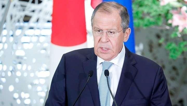 Сергей Лавров – о военном союзе США и Японии и мирном договоре с Россией