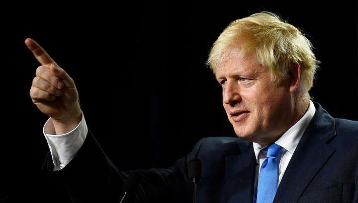 Борис Джонсон: расследование не нашло признаков вмешательства России во внутреннюю политику Британии