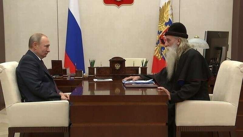 Старообрядцы возвращаются в Россию: митрополит Корнилий поблагодарил Владимира Путина