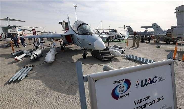 Россия на Dubai Airshow 2019