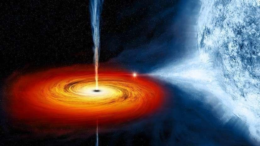 Путешествие в бесконечность: физики нашли способ выжить в чёрной дыре