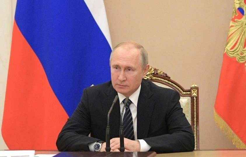 Путин: мир стоит на пороге капитальных изменений