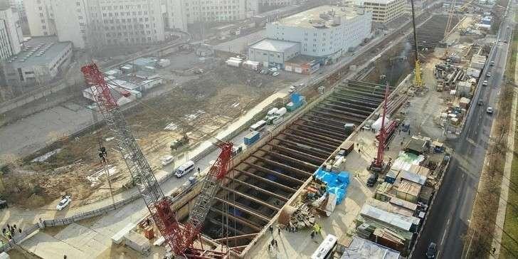 В Москве начали строить новую ветку метро