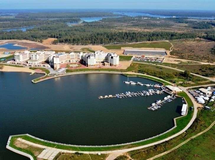 В Тверской области стартовал проект туристско-рекреационного кластера «Волжское море»