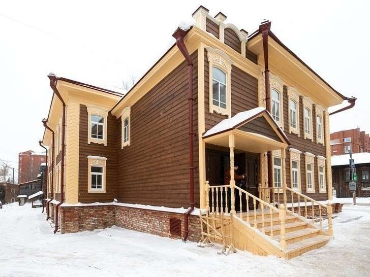 В Томске проект «Дом за рубль» даёт вторую жизнь уникальным зданиям