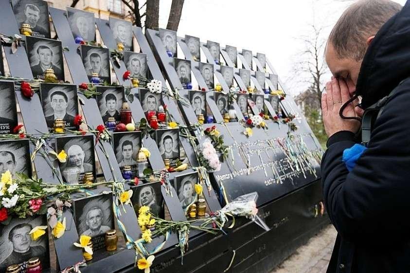 Часть майдановцев погибла от рук своих же