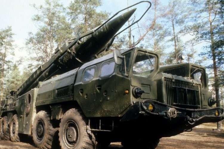 Ополченцы: ВСУ доставили на передовую ракеты «Скад»