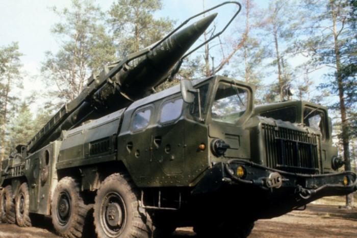 Укро-каратели доставили на передовую ракеты «Скад»
