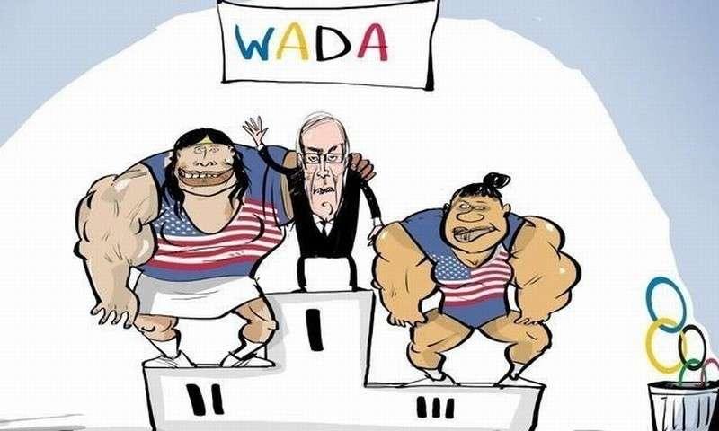 Деградирующие США выиграть в честной борьбе уже не способны