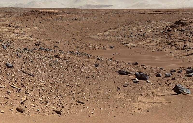 Следы жизни на Марсе обнаружили еще в 1970 году – заявил бывший работник NASA