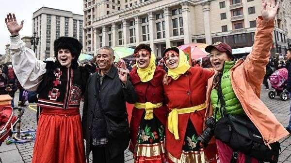 Фестиваль День народного единства