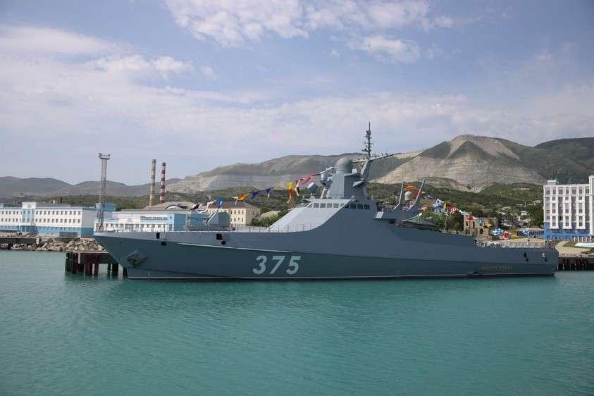Черноморский флот в 2020 году получит 16 кораблей и судов обеспечения