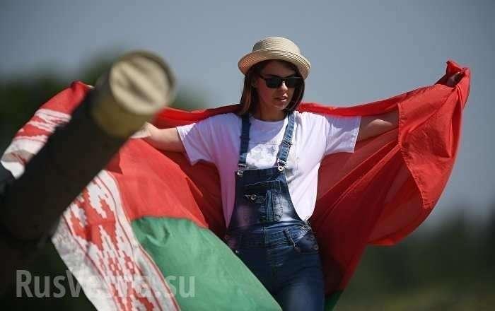 Соцопрос показал, как белорусы относятся к России