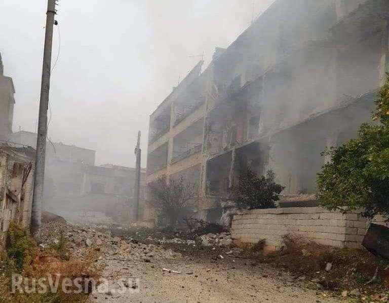 Сирия. Тревожные вести из «заповедника гоблинов» Идлиба