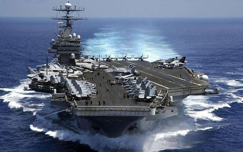 60 тыс. тонн международной дипломатии США погрязли в ремонте
